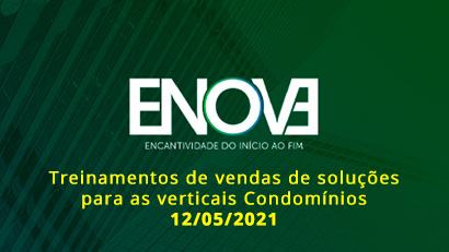 CURSO ESPECIALISTA EM VENDAS DE SOLUÇÕES PARA CONDOMÍNIOS - INTELBRAS