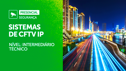 CFTV IP INTELBRAS