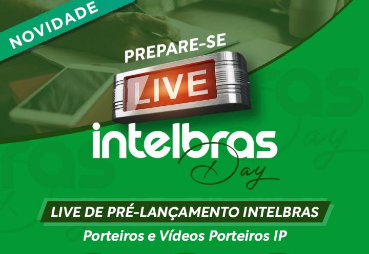 PRÉ-LANÇAMENTO INTELBRAS - PORTEIROS E VÍDEOS PORTEIROS IP